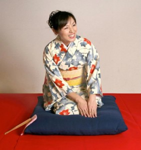Rakugo might prevent conflicts. I'll try to achieve peace through it.